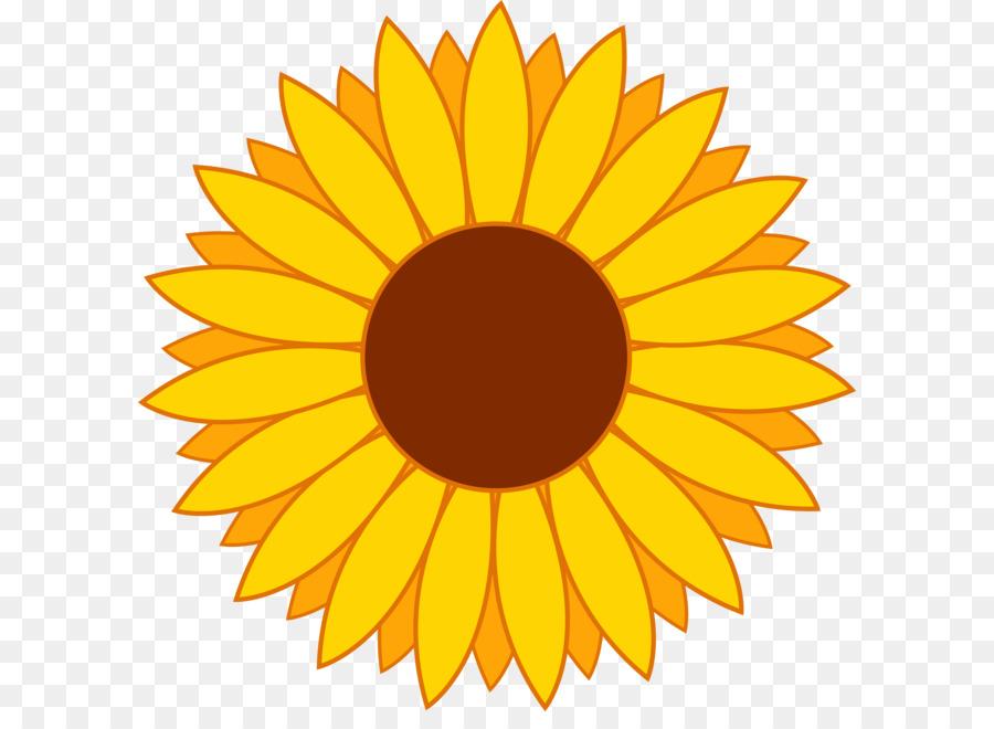 Umum Bunga Matahari Royalti Free Kartun Gambar Png