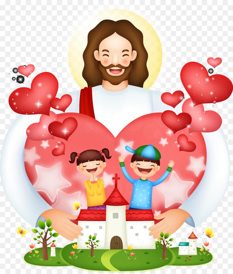 63+ Gambar Animasi Yesus Kekinian