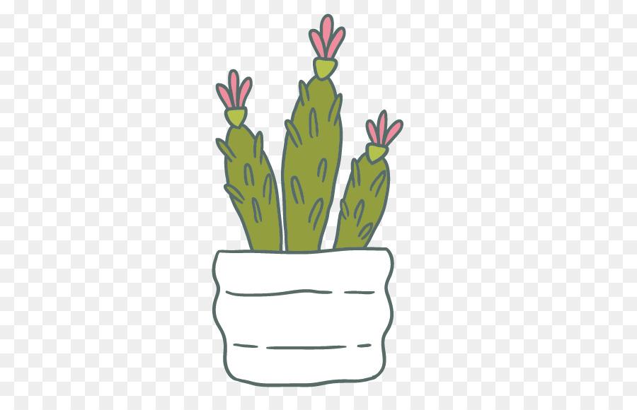 Cactaceae Kertas Stiker Gambar Png