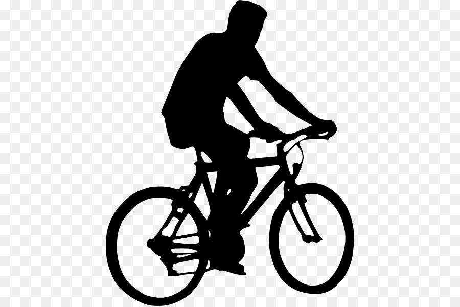 Sepeda Bersepeda Kartun Gambar Png