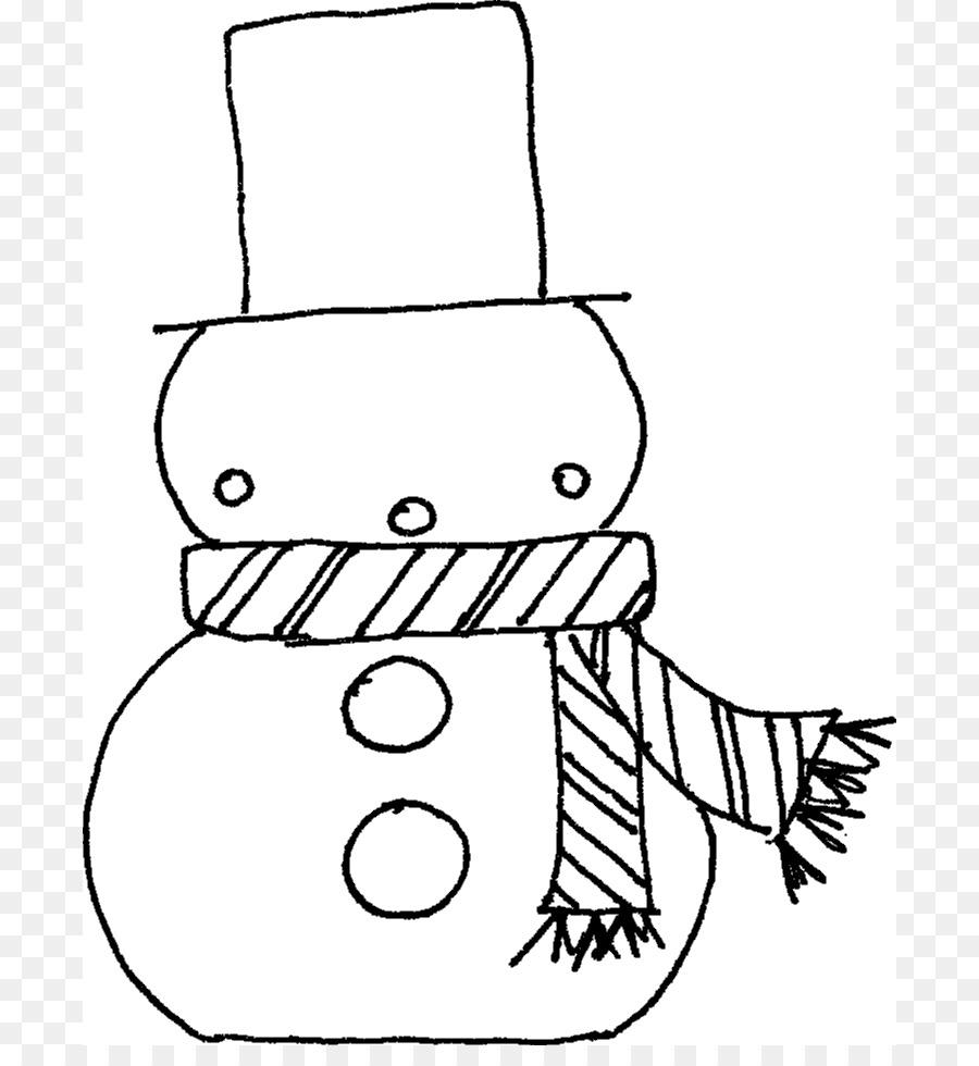 Buku Mewarnai Natal Santa Claus Gambar Png