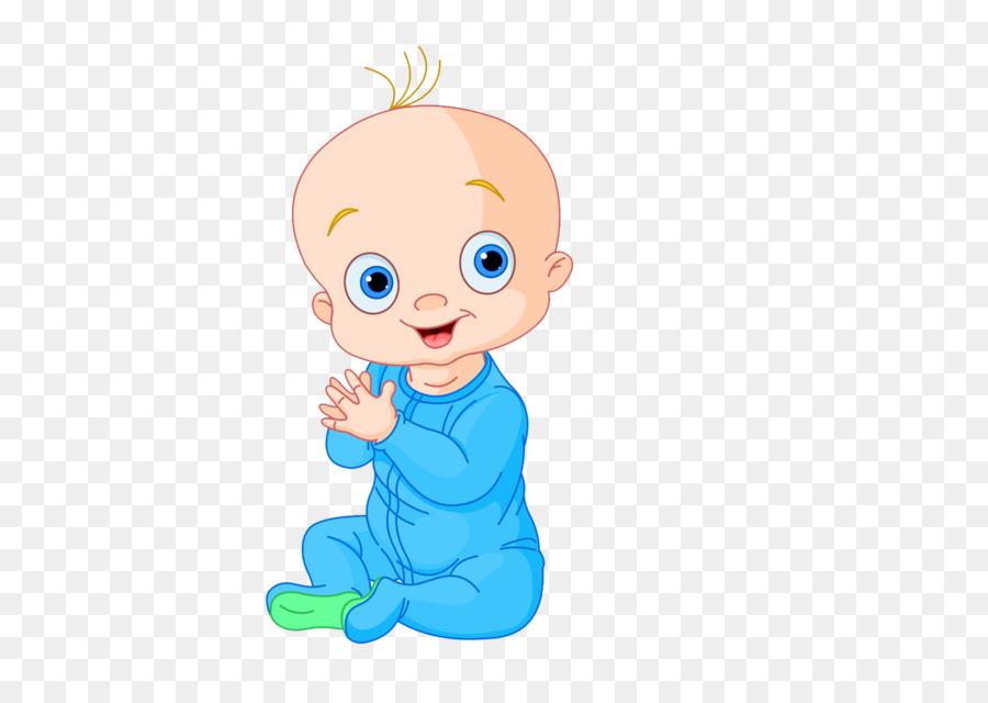 Bayi Kartun Anak Laki Laki Gambar Png