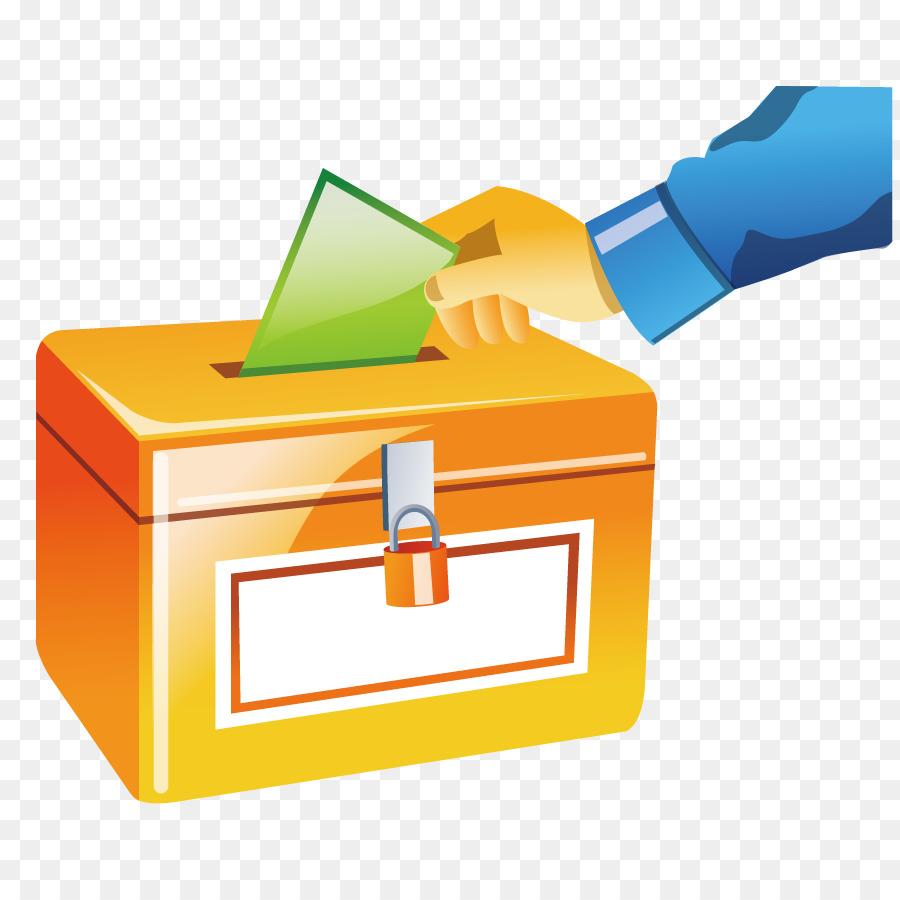 Pemilu Kotak Suara Pemegang Gambar Png
