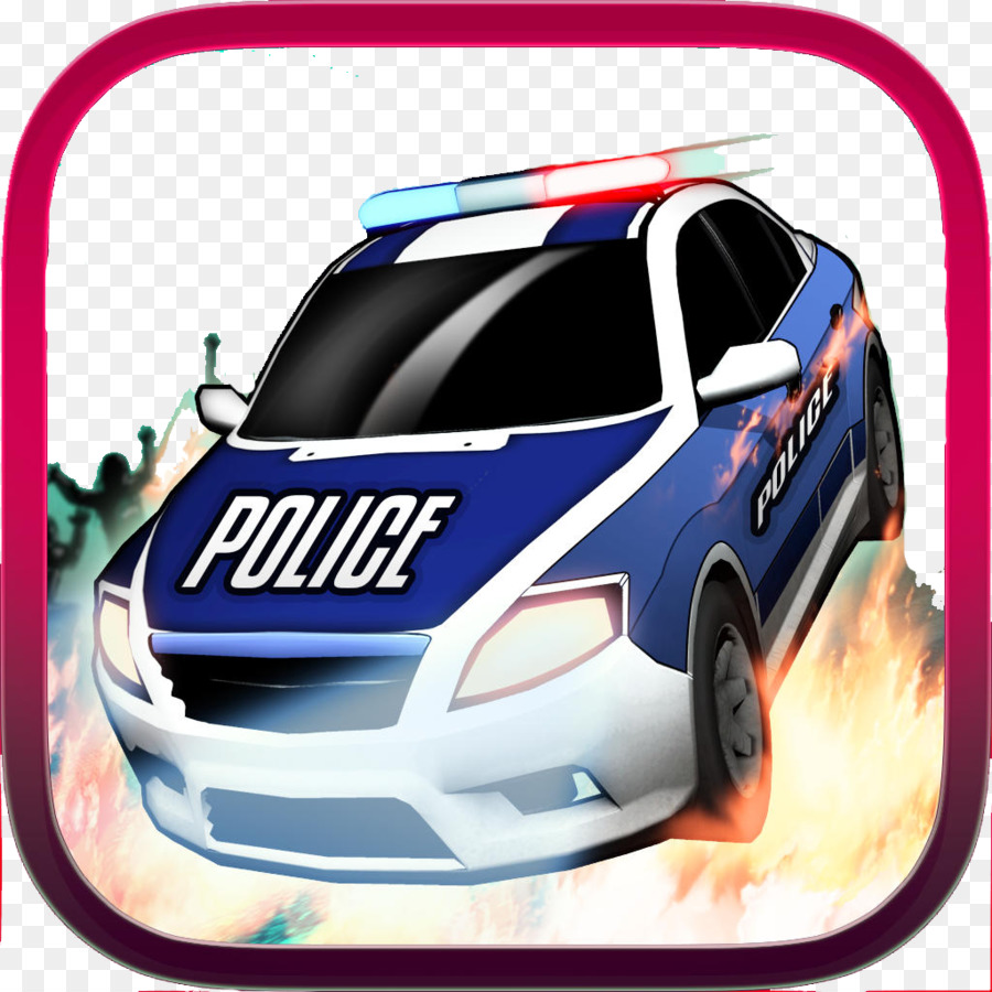 Mobil Mobil Polisi Polisi Gambar Png