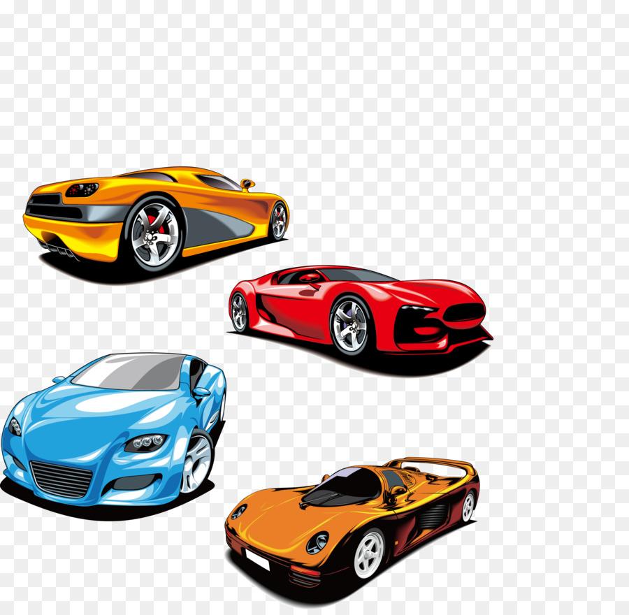 Mobil Sport Mobil Balap Mobil Gambar Png