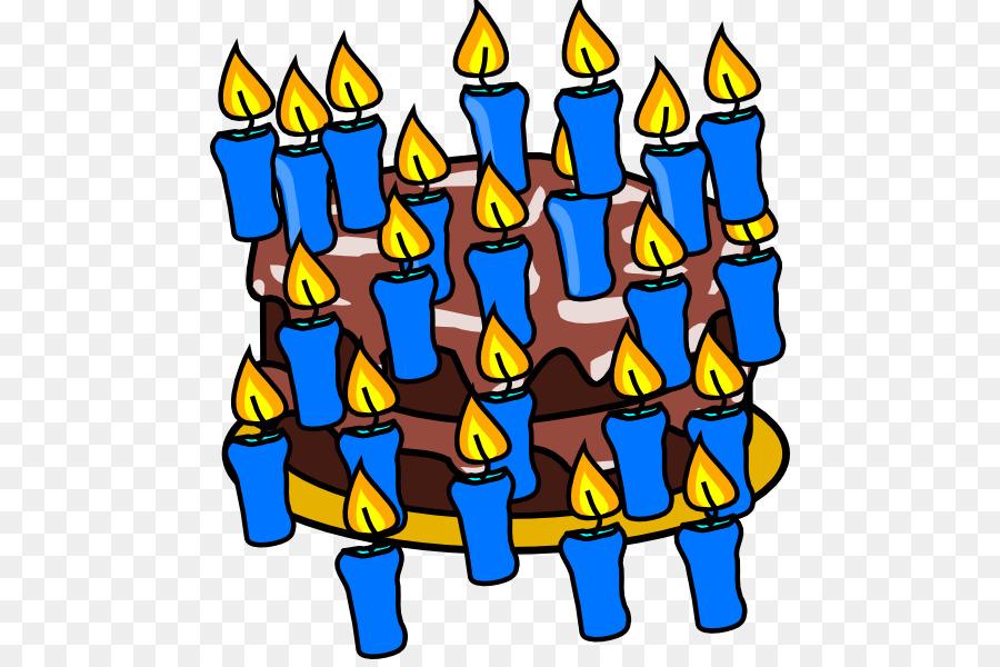Kue Ulang Tahun Ulang Tahun Animasi Gambar Png