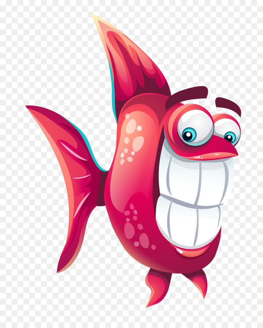 Top Ten Gambar Ikan Lucu Kartun