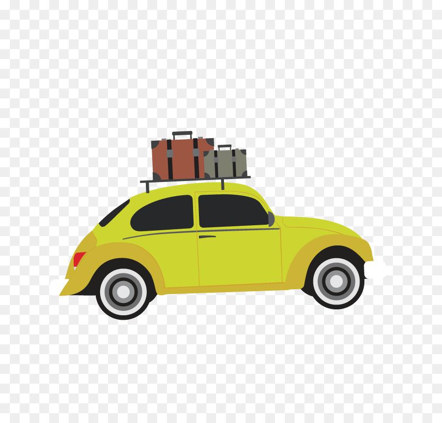 Mobil Kumbang Volkswagen Liburan Gambar Png