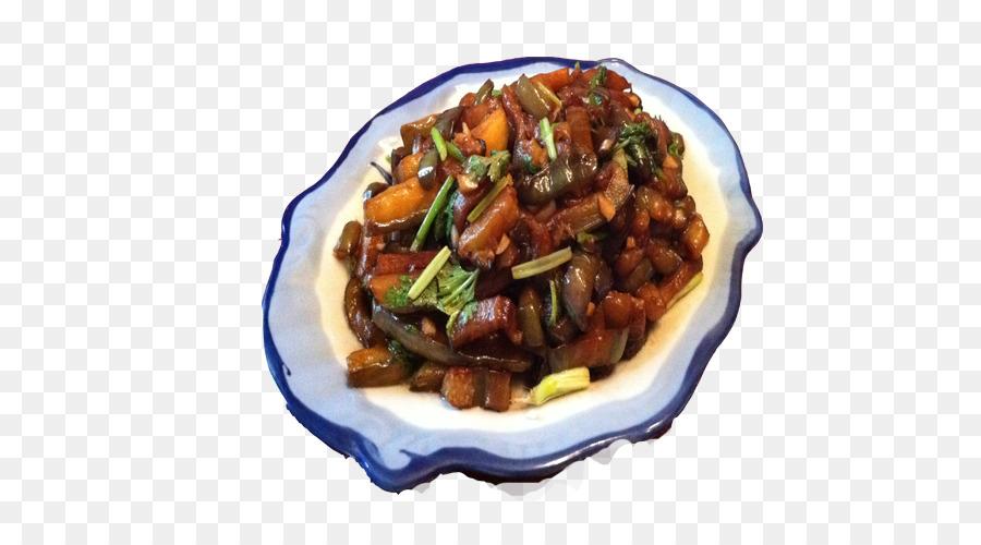 kisspng vegetarian cuisine minced pork rice caponata eggpl the characteristics of eggplant and pork 5a8ea6ae9e35d4.0976901815192982226481