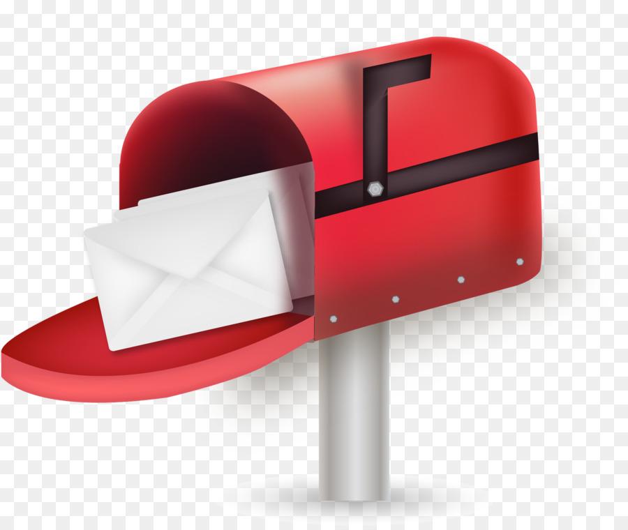 Kotak Pos Kotak Surat Adobe Ilustrator Gambar Png