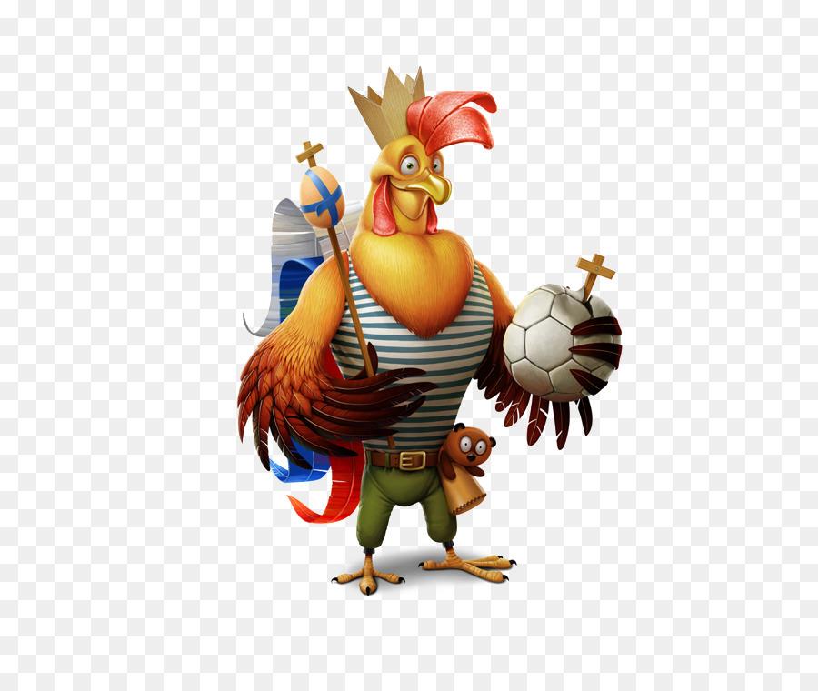 76 Gambar Ayam Versi Kartun HD