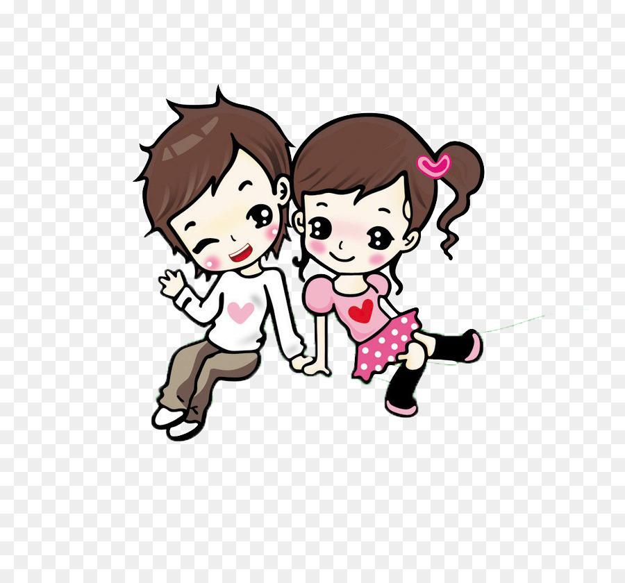 Download 7600  Gambar Animasi Kartun Cinta  Gratis