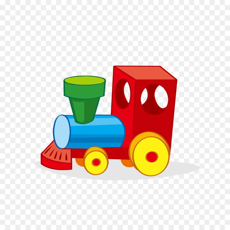 Gambar Kereta Kartun Png Kereta Mainan Kartun Gambar Png