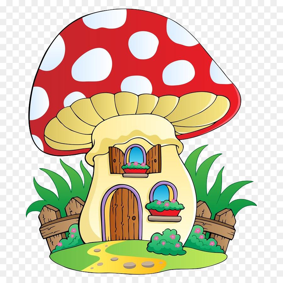 700 Gambar Rumah Jamur Kartun HD Terbaik Gambar
