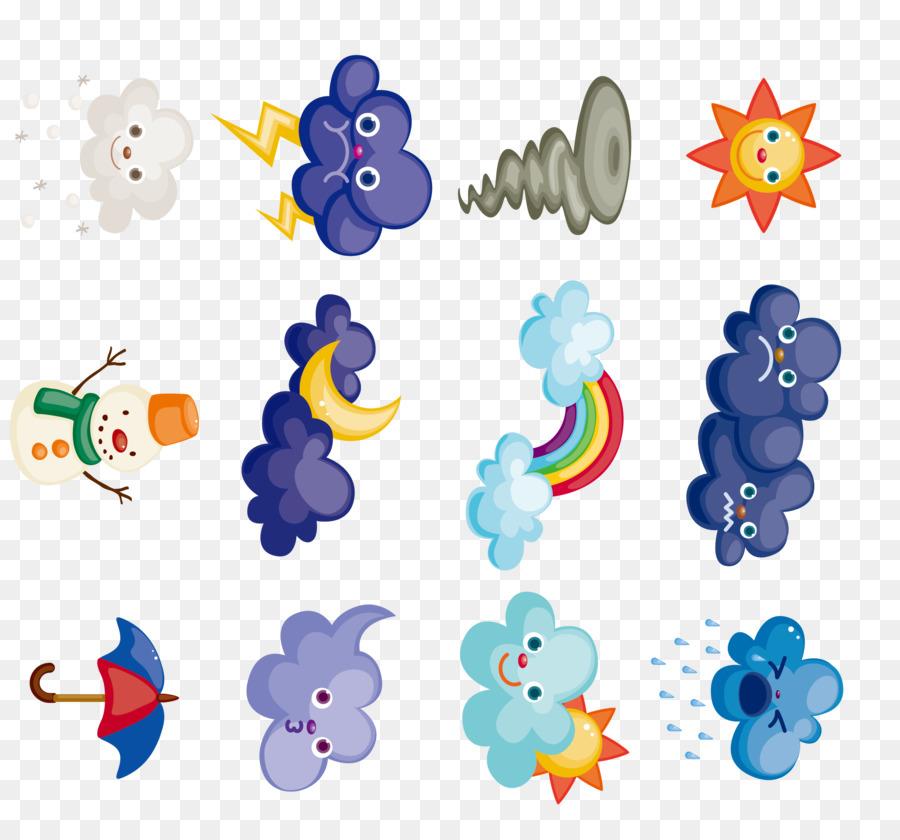 awan kartun hujan gambar png awan kartun hujan gambar png