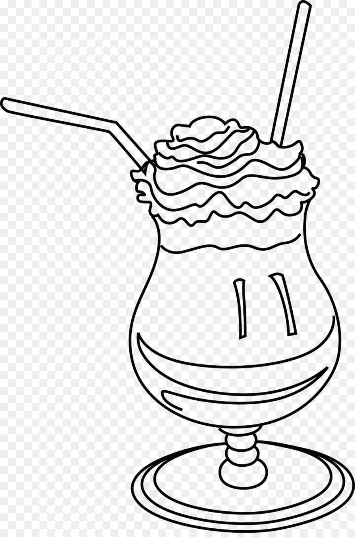 2000 Gambar Es Krim Kartun Hitam Putih HD Gratis Infobaru