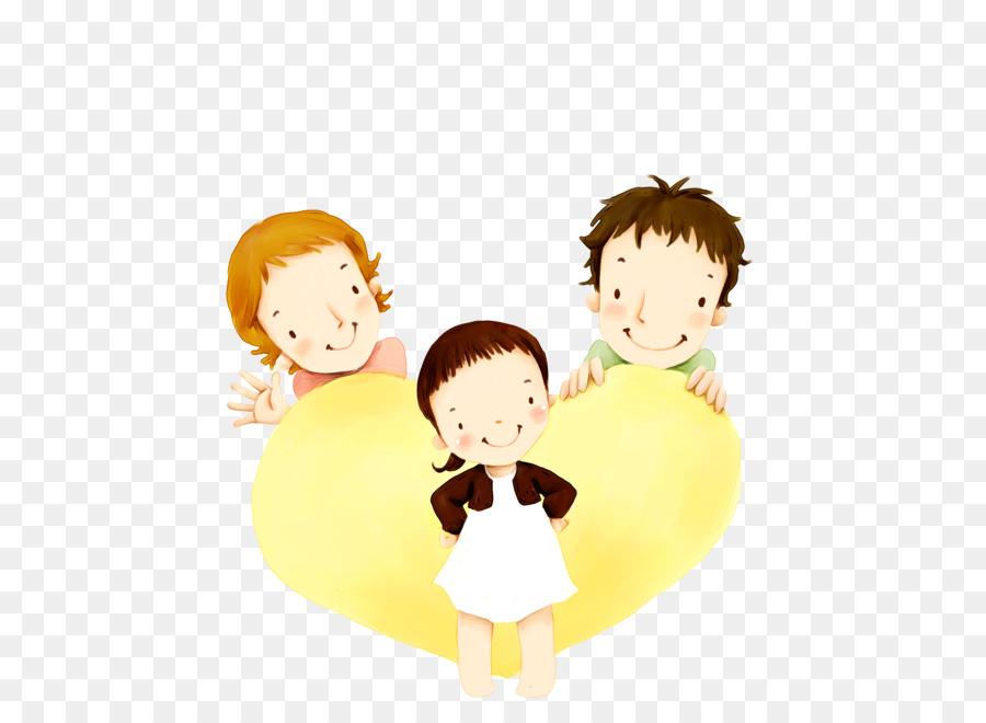 62 Gambar Animasi Keluarga