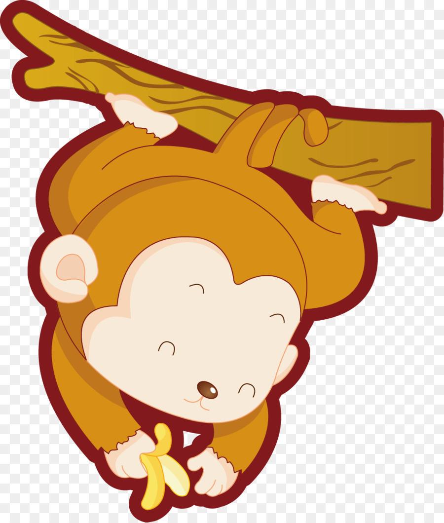 25+ Gambar hewan monyet kartun terupdate