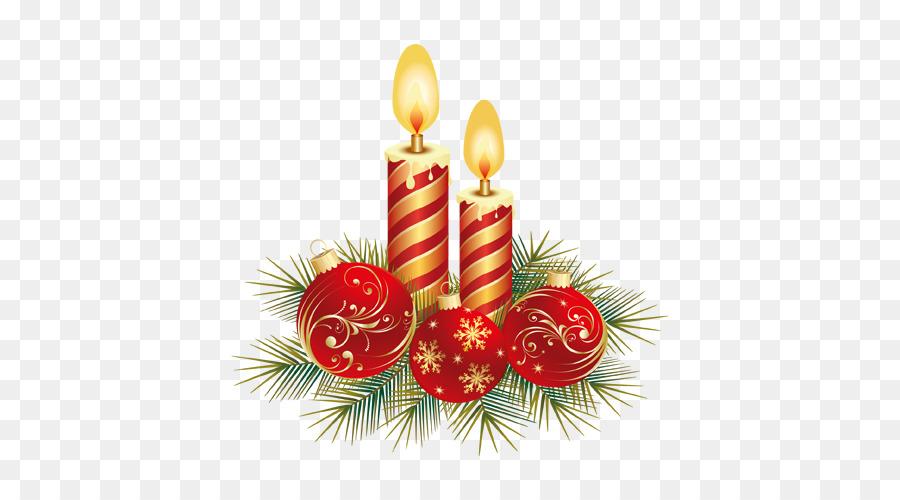 Natal Lilin Dekorasi Natal Gambar Png