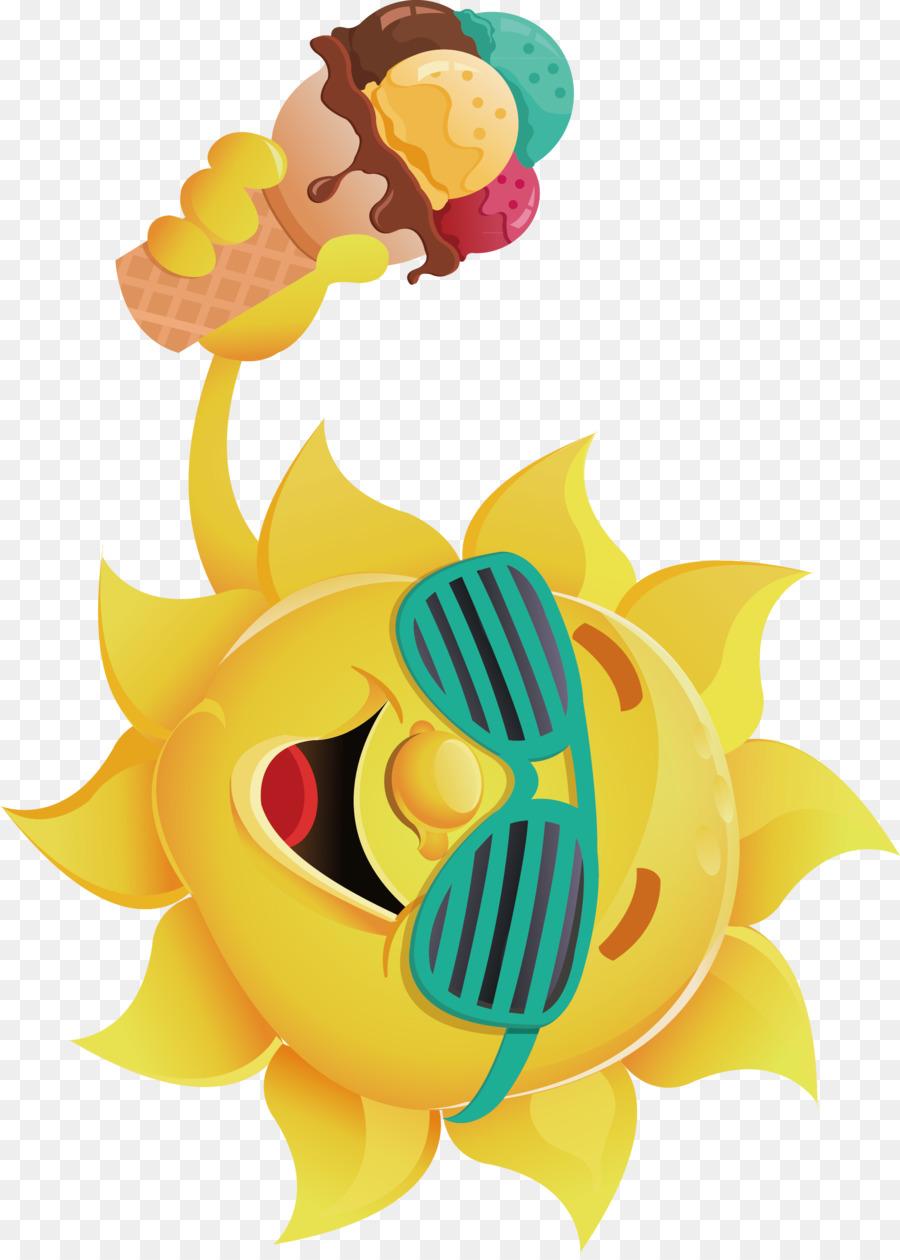 Matahari Sinar Matahari Seni Dekoratif Gambar Png