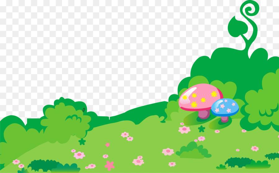 Unduh 880 Background Animasi Taman Gratis