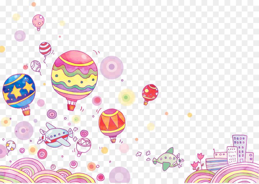 kisspng cartoon mural wallpaper cute pink 5aa763df71d6a6.1037733715209195194663