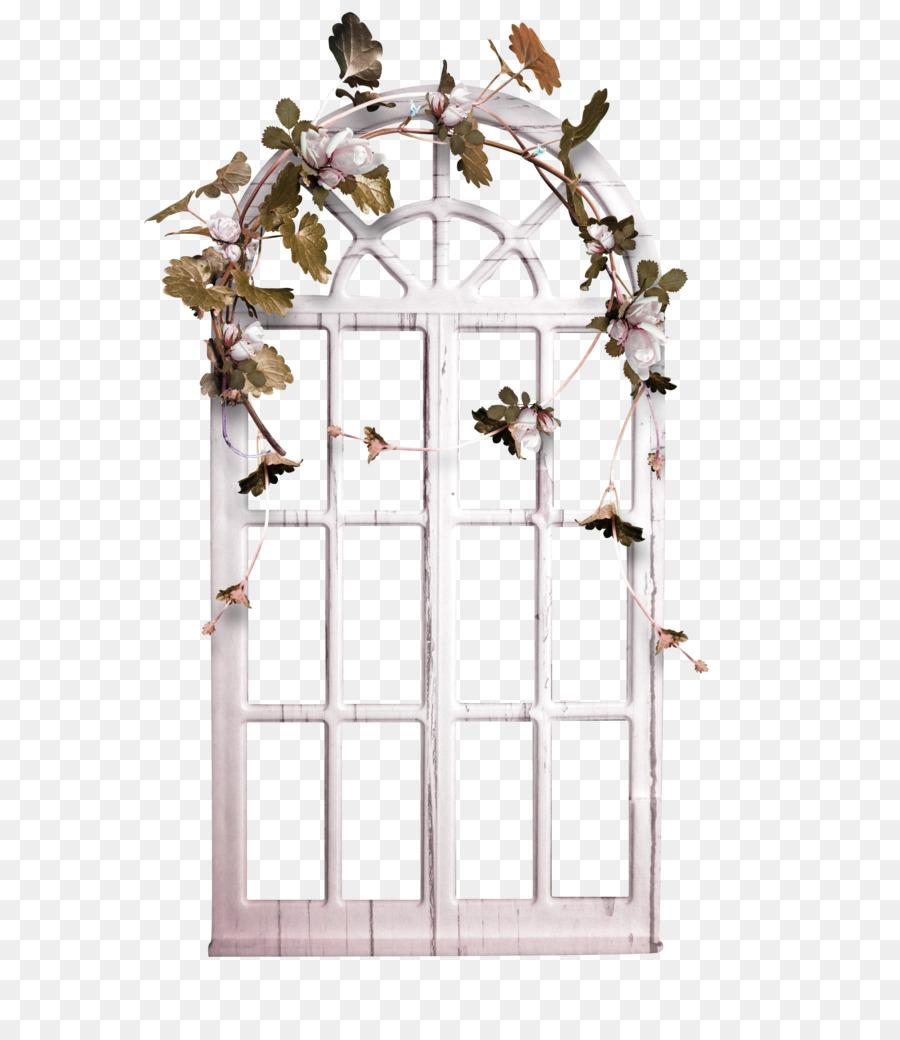 Jendela Rumah Pelukis Dan Dekorator Kaca Gambar Png
