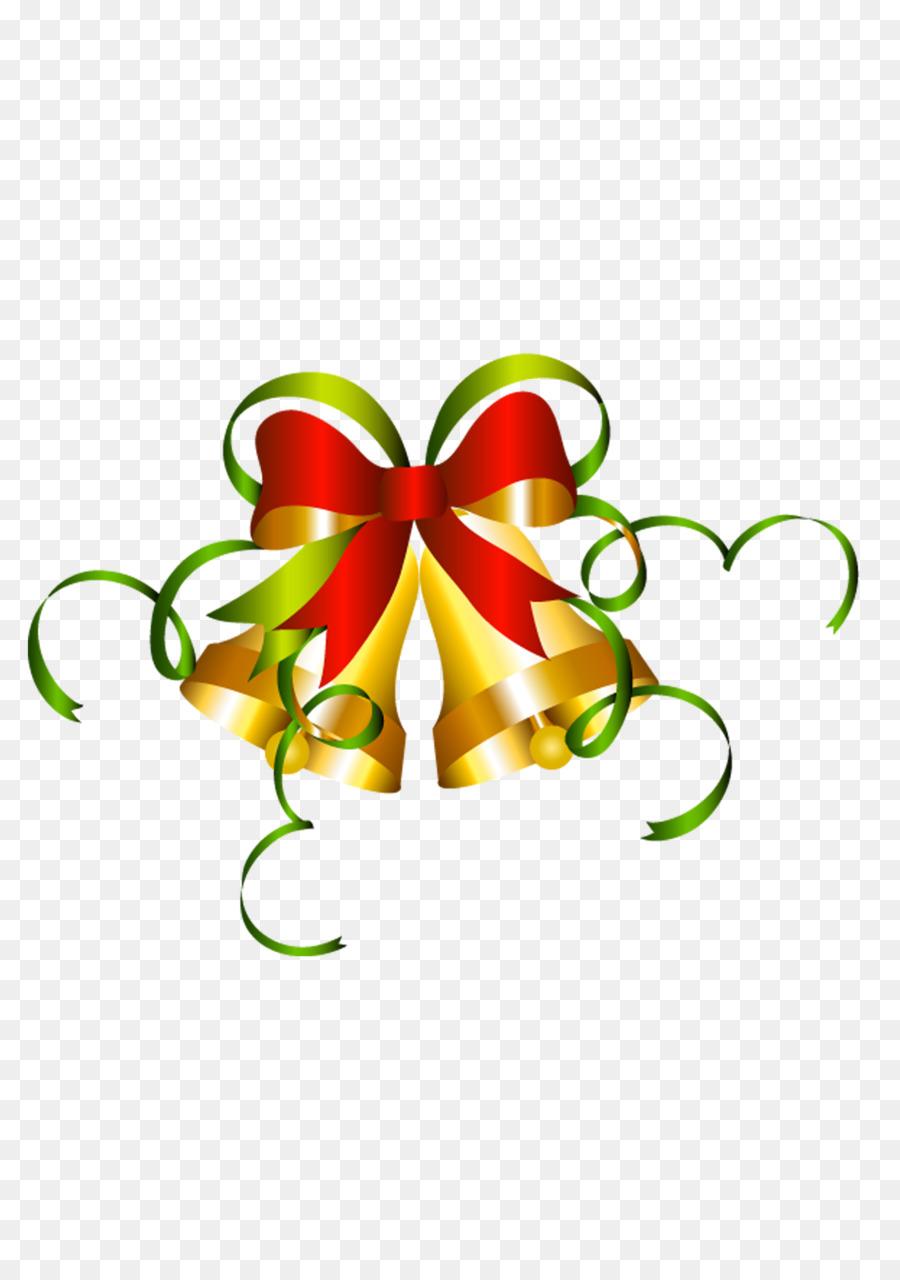 Waihekepedia Gambar Lonceng Natal Png