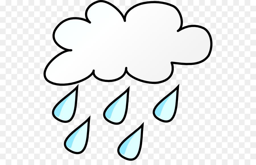 85 Gambar Awan Hujan Kartun Terbaik