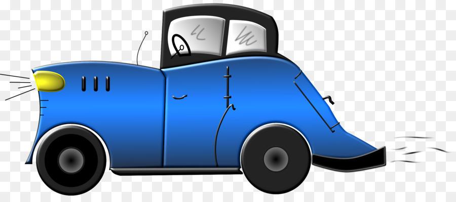 Mobil Kartun Gambar Gambar Png