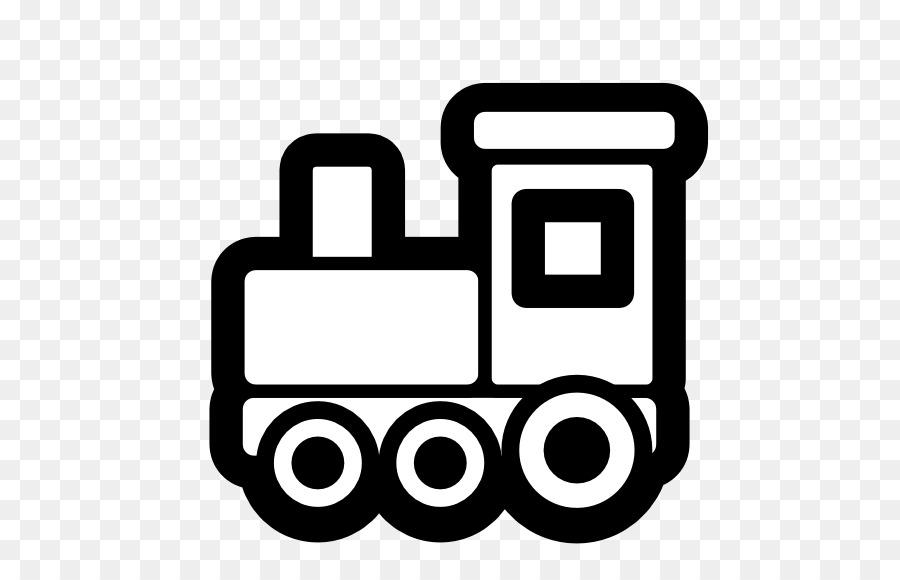 Vector Graphics Gambar Animasi Kereta Api Hitam Putih Clipart 1320183 Pinclipart