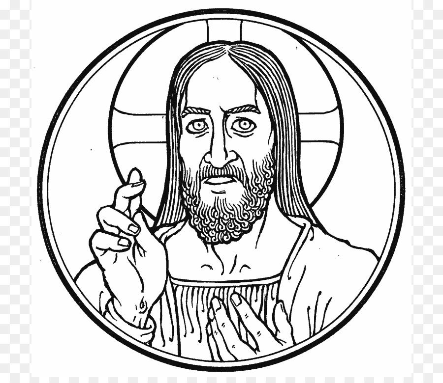 Yesus Hitam Dan Putih Gambar Gambar Png
