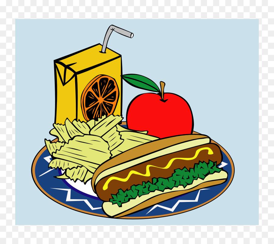 Makanan Junk Makanan Cepat Saji Animasi Gambar Png