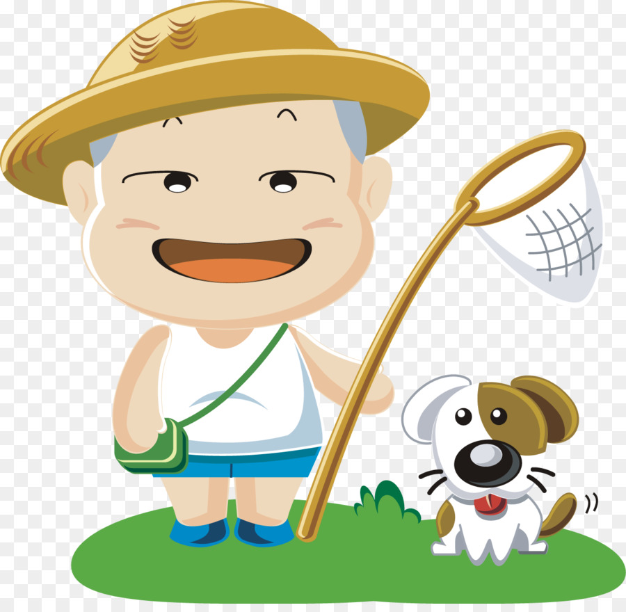 kisspng fishing nets and go out with the puppy holding the net pocket o 5aad4ec1b15f20.3013288315213073297265