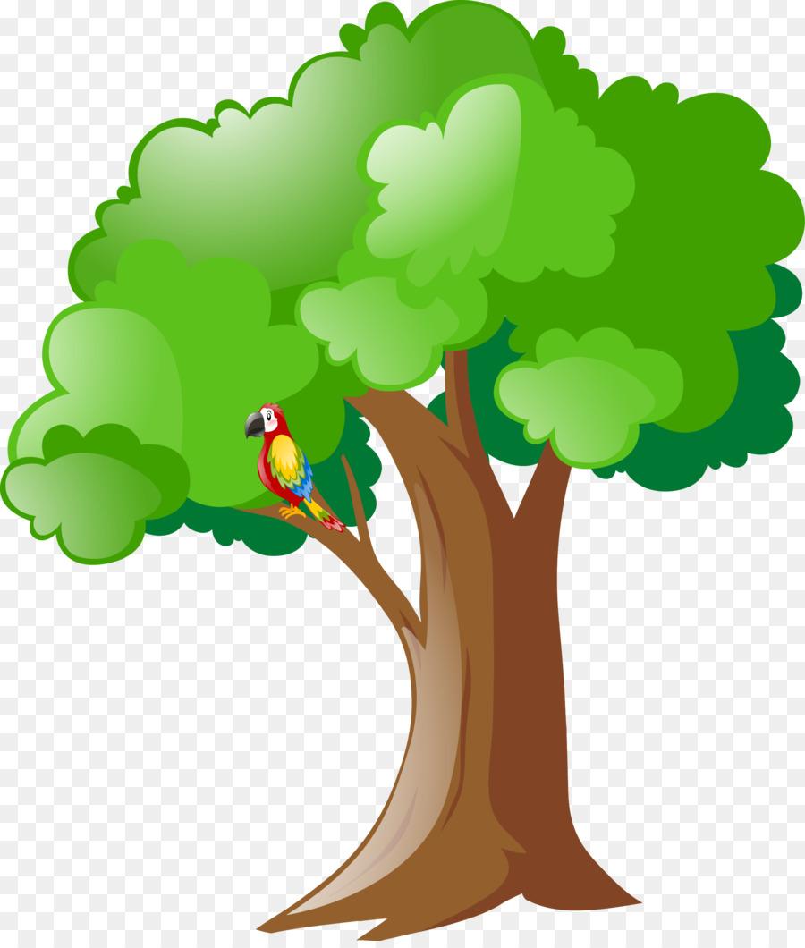 pohon kartun euclidean vektor gambar png pohon kartun euclidean vektor gambar png