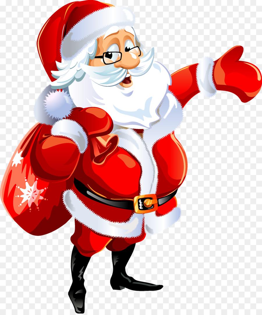 Sfondi Babbo Natale.Santa Claus Natal Desktop Wallpaper Gambar Png