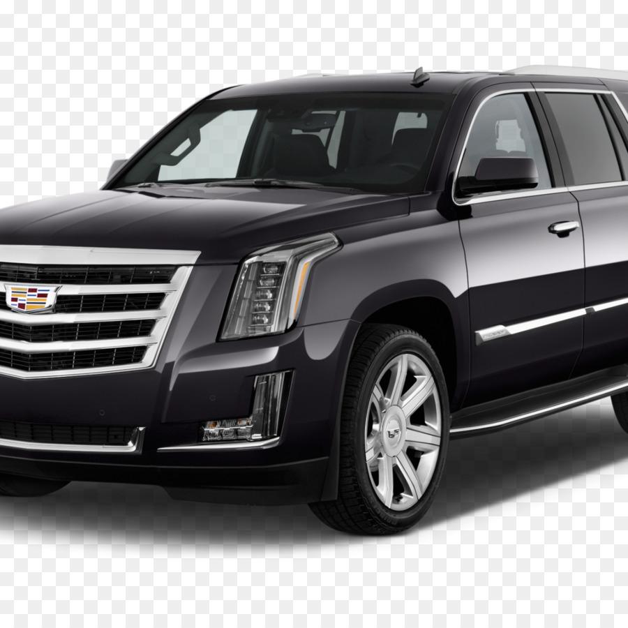 Black 2015 Cadillac Escalade Esv