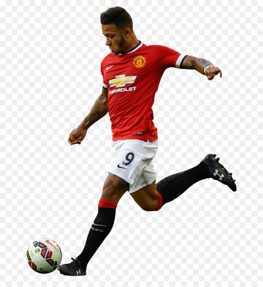 Manchester Manchester United Fc Pemain Sepak Bola Gambar Png