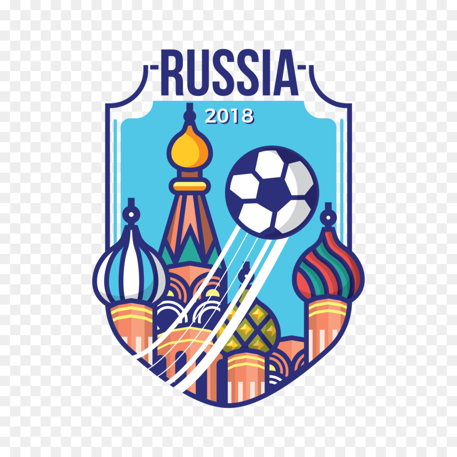 Piala Dunia 2018 Rusia Logo Gambar Png