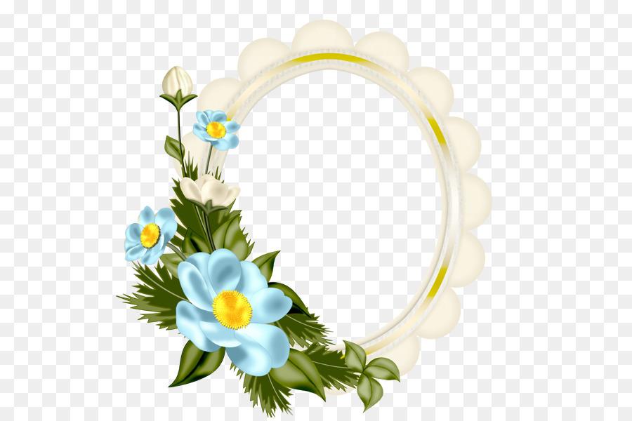 Bingkai Foto, Desain Bunga, Bunga gambar png