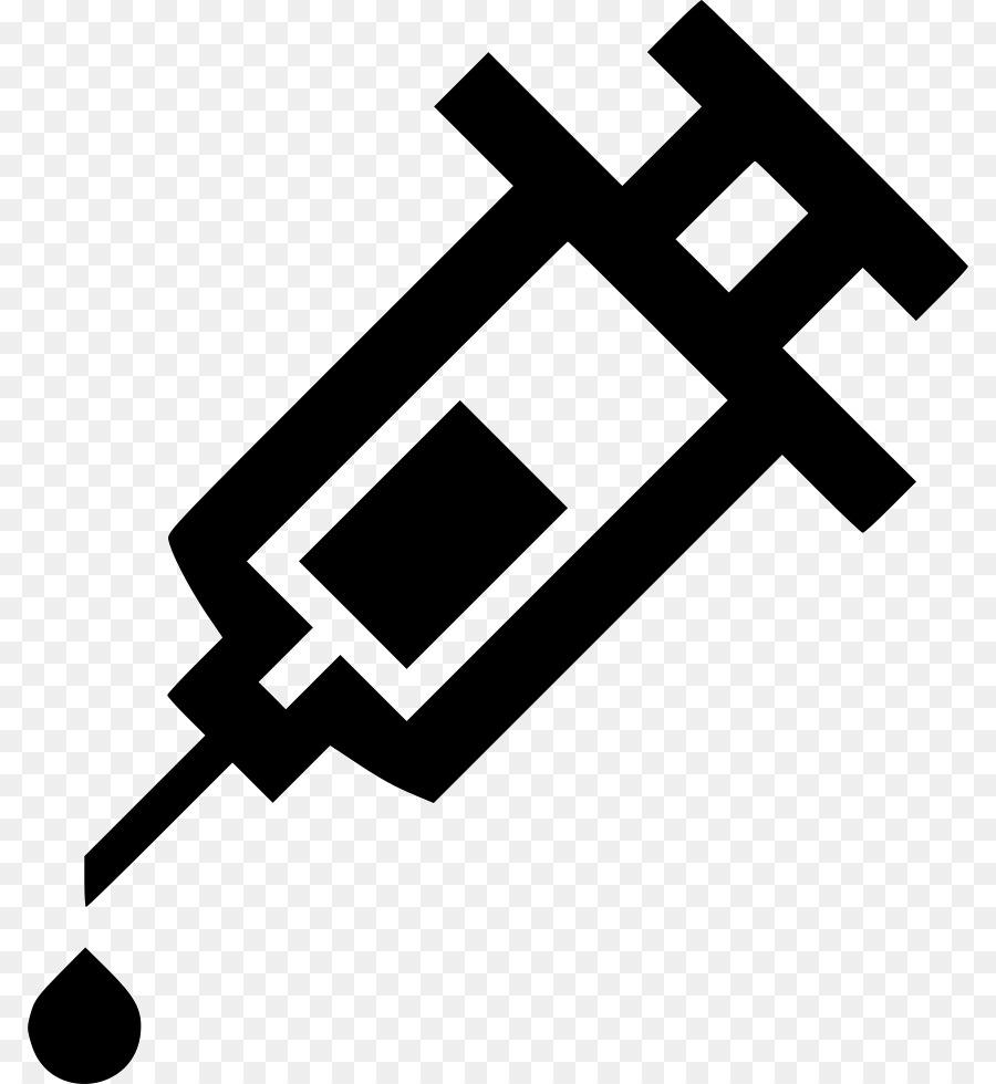 Ikon Komputer Injeksi Suntik Jarum Gambar Png