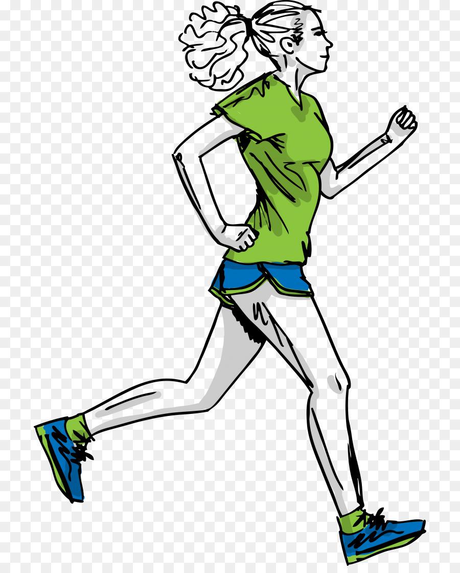Berjalan Berjalan Tanpa Alas Kaki Sprint Gambar Png