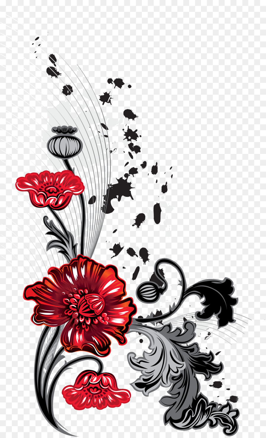 kisspng desktop wallpaper animation flower ornaments 5acf9ad99f1ef7.6158765115235550336518