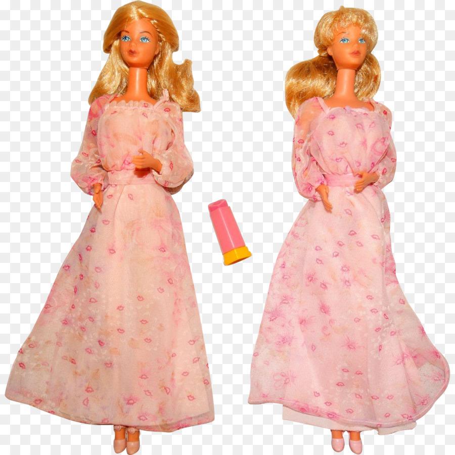 Barbie Boneka Mainan Gambar Png