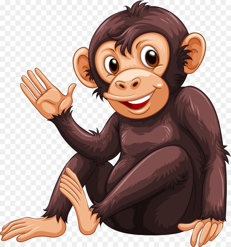 Simpanse Orangutan Royaltyfree Gambar Png