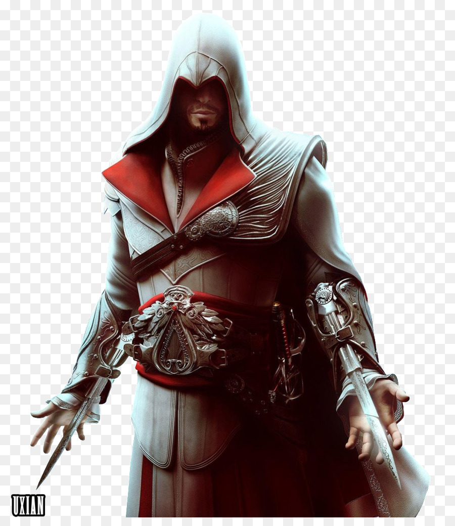 Assassins Creed Persaudaraan Ezio Auditore Assassins Creed Ezio