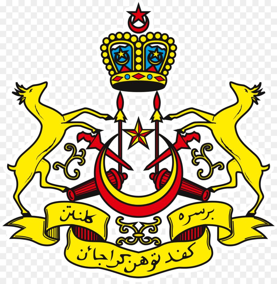 Kelantan Selangor Bendera Dan Lambang Kelantan Gambar Png