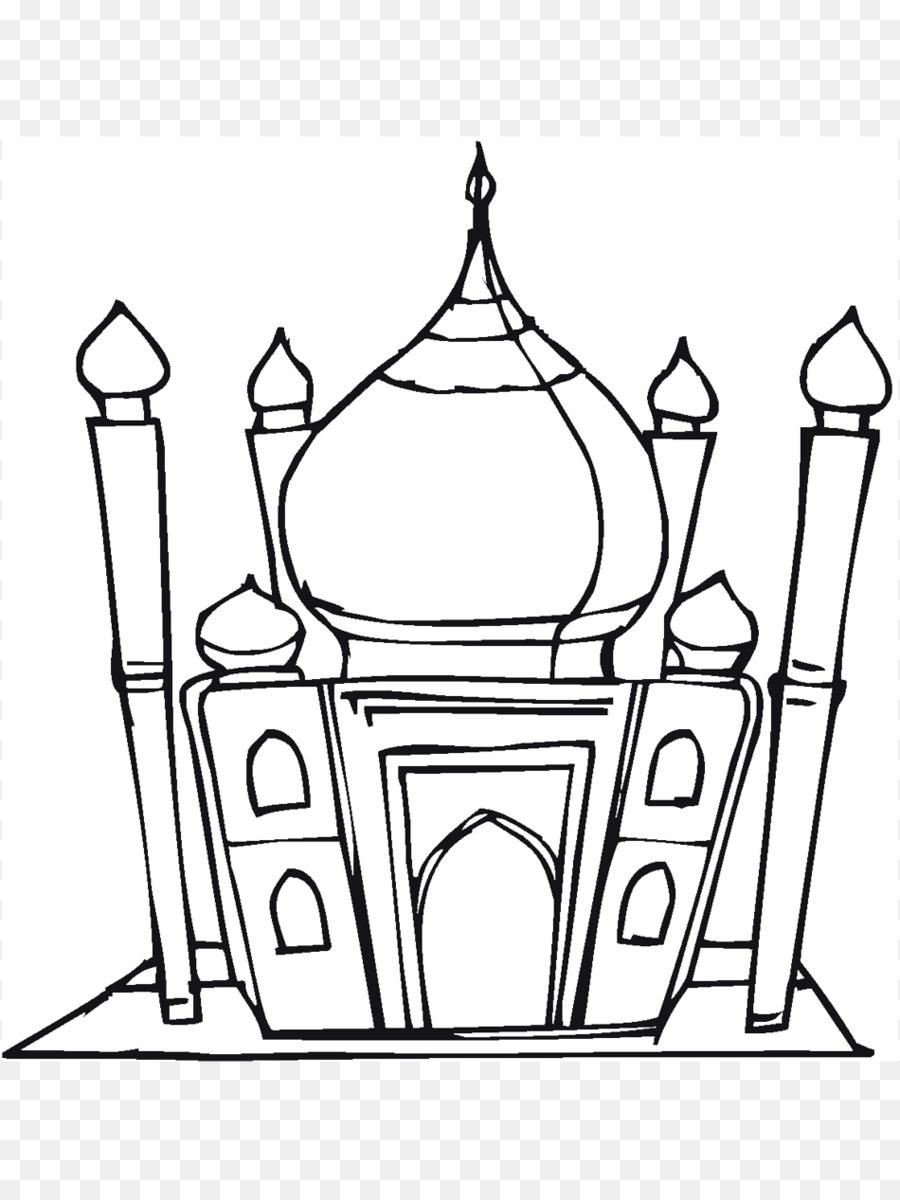 Ramadhan Buku Mewarnai Fanous Gambar Png