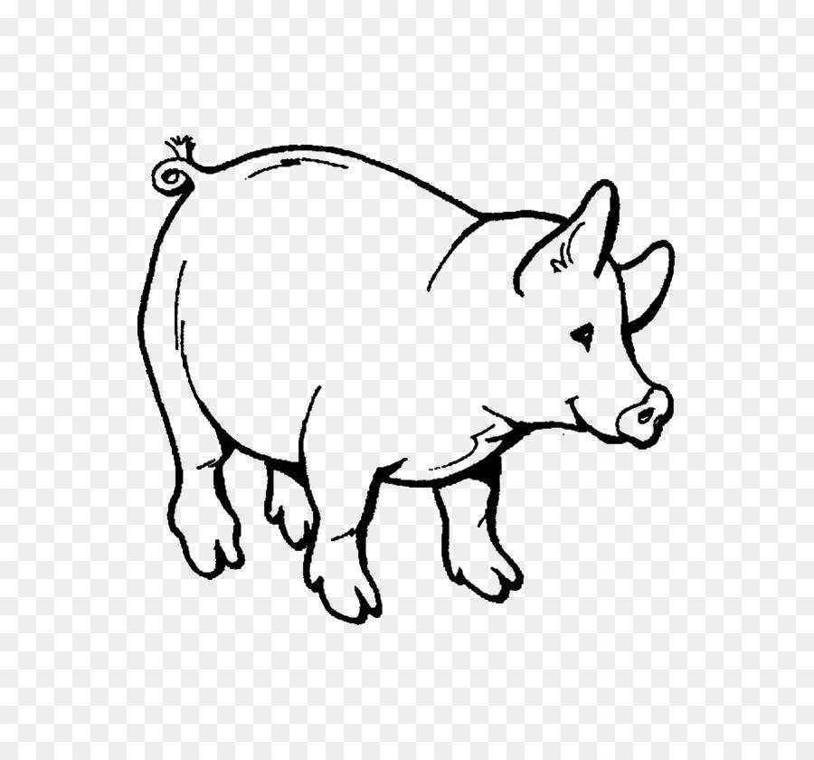 104+ Gambar Mewarnai Hewan Babi HD Terbaik