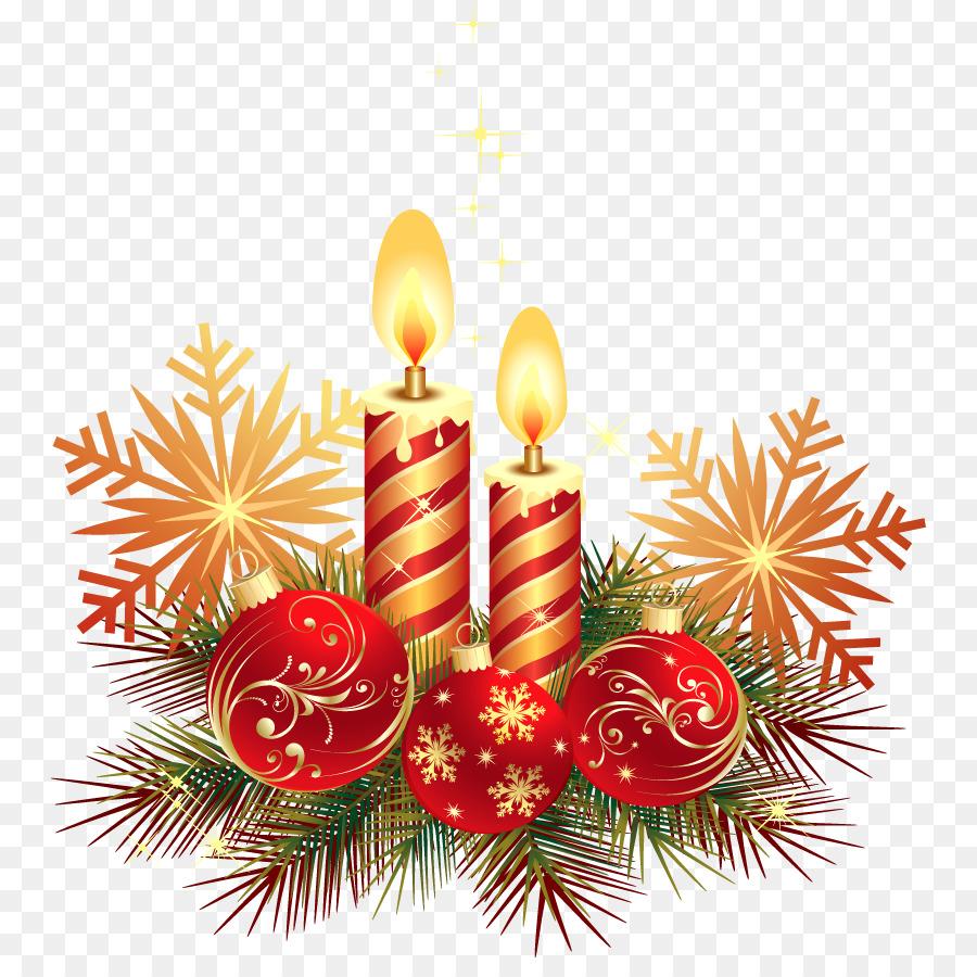 Natal, Lilin, Ornamen Natal Gambar Png